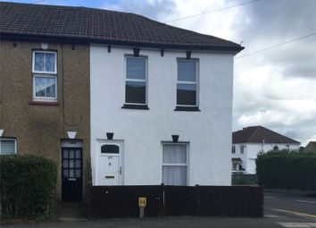 Thumbnail 3 bed end terrace house for sale in Coulsdon Road, Caterham