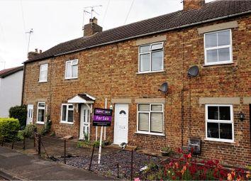 Thumbnail 2 bedroom terraced house for sale in Peterborough Road, Peterborough