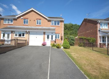 Thumbnail 3 bed detached house for sale in Mowlam Drive, Stanley