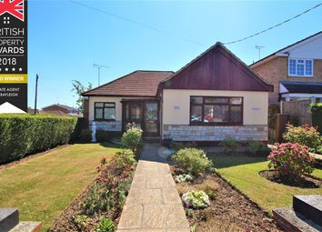 Thumbnail 3 bed detached bungalow for sale in Helena Road, Rayleigh