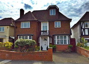 Thumbnail 5 bed detached house for sale in Corringway, Ealing