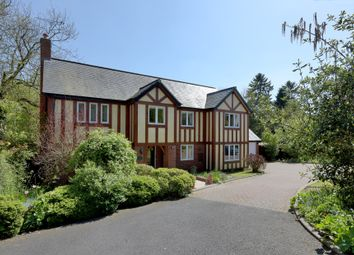 Thumbnail 4 bed detached house for sale in Mill Pool Place, Cleobury Mortimer, Kidderminster