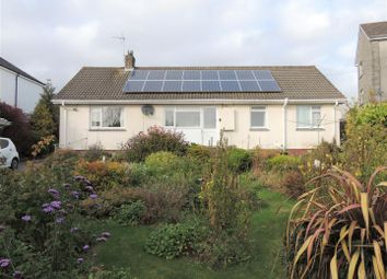 Thumbnail 3 bed detached bungalow for sale in Carlyon Road, St. Austell