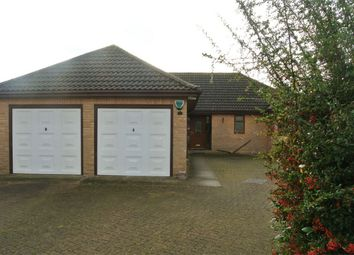 Thumbnail 3 bed detached bungalow for sale in Lonsdale Grove, Bourne, Lincolnshire