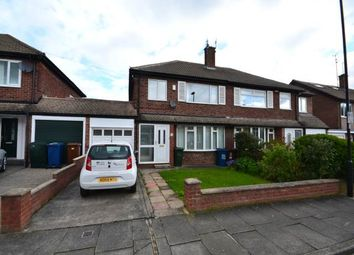 Thumbnail 3 bed property to rent in Holystone Avenue, Gosforth, Newcastle Upon Tyne