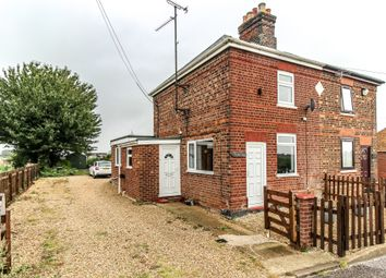 Thumbnail 2 bed semi-detached house for sale in Washway Road, Holbeach, Spalding