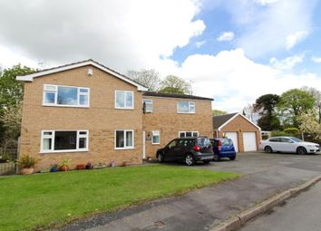 4 bed detached house for sale in Ffordd Glyn, Coed-Y-Glyn, Wrexham LL13