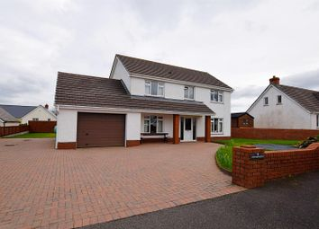 Thumbnail 4 bedroom detached house for sale in Clos Y Meini, Crymych