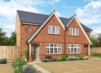 """Thumbnail 3 bedroom semi-detached house for sale in """"Letchworth"""" at Sutton Road, Langley, Maidstone"""