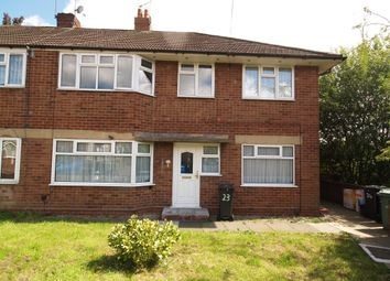 Thumbnail 2 bedroom maisonette for sale in Bourne Hill Close, Dudley