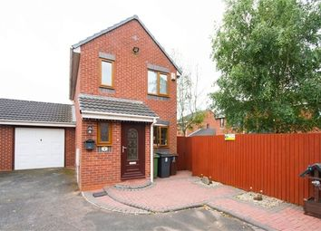 Thumbnail 2 bed link-detached house for sale in Primrose Lane, Fallings Park, Wolverhampton, West Midlands