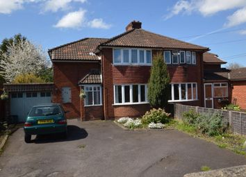 Thumbnail 3 bed semi-detached house for sale in Bridgwater Road, Taunton, Somerset