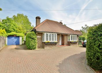 Thumbnail 3 bed detached bungalow for sale in Westfield Avenue, Woking