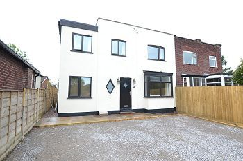 Thumbnail 4 bed semi-detached house for sale in Birtles Road, Macclesfield