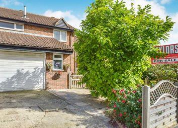 Thumbnail 3 bed semi-detached house for sale in Grizedale, Heelands, Milton Keynes, Bucks