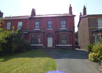 Thumbnail 3 bedroom flat for sale in Eshe Road, Crosby, Liverpool