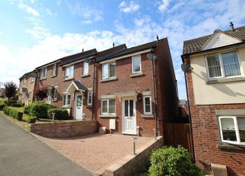Thumbnail 2 bed terraced house for sale in Pidwelt Rise, Pontlottyn, Bargoed