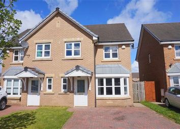 Thumbnail 3 bed semi-detached house to rent in Brown Court, Glasgow