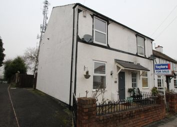 Thumbnail End terrace house for sale in Amblecote Road, Brierley Hill, West Midlands