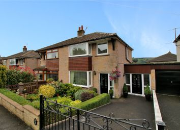 Thumbnail 3 bed semi-detached house for sale in Black Abbey Lane, Glusburn, Keighley, North Yorkshire