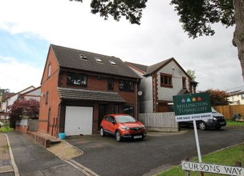 5 bed detached house for sale in Cursons Way, Woodlands, Ivybridge PL21