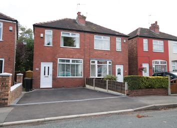 Thumbnail 2 bed semi-detached house for sale in Clovelly Road, Offerton, Stockport