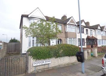 Thumbnail 3 bed end terrace house for sale in Gordon Road, Ilford