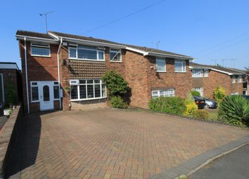 4 bed semi-detached house for sale in Moss Green, Rugeley WS15