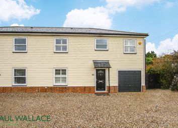 Thumbnail 4 bed semi-detached house for sale in Epping Road, Nazeing, Waltham Abbey