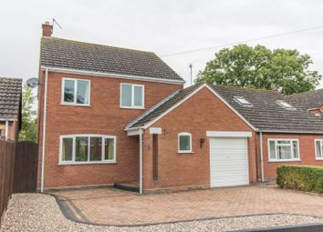 Thumbnail 3 bed detached house for sale in Boxwood Drive, Kilsby