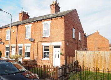 Thumbnail 2 bed semi-detached house for sale in Coronation Street, New Balderton, Newark