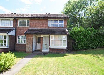Thumbnail 2 bedroom maisonette to rent in Leydon Croft, Kings Norton, Birmingham
