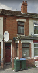 Thumbnail 3 bed terraced house to rent in Wright Street, Coventry