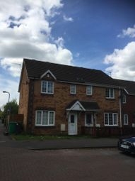 Thumbnail 3 bed terraced house to rent in Lascelles Drive, Pontprennau, Cardiff