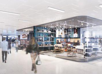 Retail premises to let in Kings Cross St Pancras Underground St. Retail Unit 1 Euston Road, Kings Cross N1