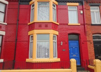 Thumbnail 3 bed terraced house for sale in Priory Road, Anfield, Liverpool