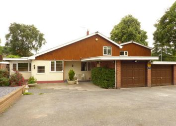 Thumbnail 4 bed detached bungalow for sale in Sutton Road, Walsall