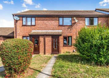 Thumbnail 2 bed terraced house for sale in Benham Drive, Portsmouth