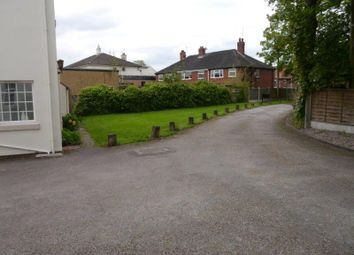 Thumbnail 1 bed flat to rent in The Woodlands, Trent Vale, Newcastle-Under-Lyme