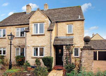 Thumbnail 2 bed property for sale in St. Marys Mead, Witney