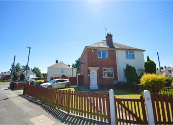 Thumbnail 2 bed semi-detached house for sale in Regent Street, Bedworth