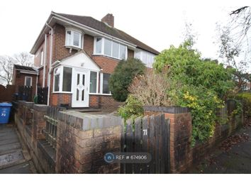 3 bed semi-detached house to rent in Hillsway, Littleover, Derby DE23