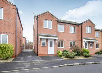 Thumbnail 3 bed semi-detached house to rent in Maldon Close, Long Eaton