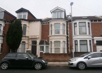 Thumbnail 8 bedroom terraced house to rent in Lawrence Road, Southsea