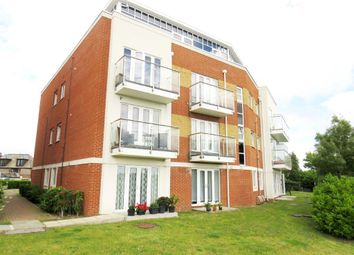 Thumbnail 2 bedroom flat for sale in Station Road, Hamworthy, Poole