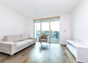 Thumbnail 1 bed flat for sale in Queens Park Place, London