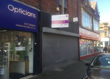 Retail premises to let in Whitley Road, Tyne & Wear NE26