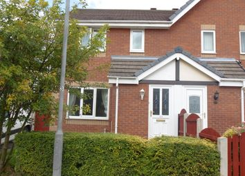 Thumbnail 3 bed semi-detached house to rent in The Leys, South Kirkby
