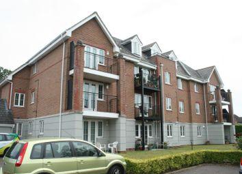 Thumbnail 2 bed flat to rent in Wildern Lane, Hedge End, Southampton