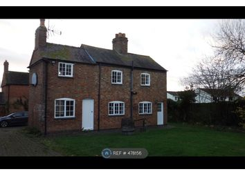 Thumbnail 1 bed semi-detached house to rent in Main St, Leicestershire